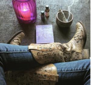 cowgirl_spirit_camp_burning_sage